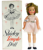 Vintage 1959 Ideal Shirley Temple Good Ship Lollipop Doll Tagged Dress w... - $174.99
