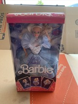 1988 Frills & Fantasy BARBIE Walmart Limited Edition #1374 NEW NRFB Vintage - $26.73