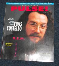 Pulse Elvis Costello REM Graham Parker Dinosaur Jr 1991 - $16.98