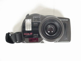 Olympus Infinity Super Zoom 330 35mm camera w/b... - $17.81
