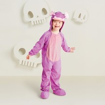 Hyde & Eek! Boutique Toddler Plush Hippo Halloween Costume JumWapsuit,2t-3t - $14.84