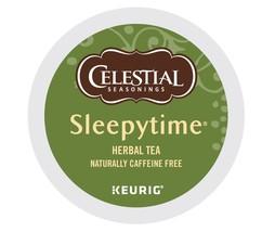 Celestial Seasonings Sleepytime Herbal Tea 24 to 96 Keurig K cups Pick Any Size - $19.98+