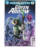 Green Arrow #1 Vol 7 Rebirth  2016 DC Comics, (NM) - $2.99