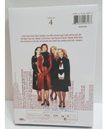 Sex and the City The Complete Fourth Season 4 DVD  New, sealed - $8.00