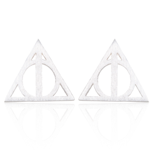 5 pairs of  Harry Potter Silver Plated Stud Earring Stud (NED238C) - $12.50
