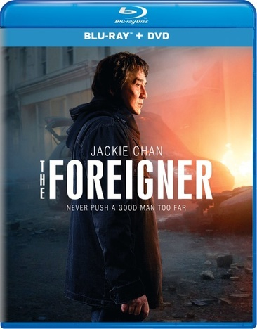 Foreigner (2017/Blu Ray/DVD) (2 Discs)