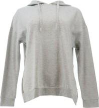 DG2 Diane Gilman Brushed French Terry Sweatshirt HEATHER GREY 2X NEW 715... - $29.68