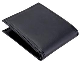 Nautica Men's Genuine Vintage Leather Credit Card ID Billfold Passcase Wallet image 5