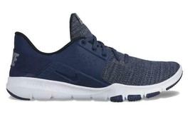 Nike Flex Control 3 Mens Cross Training Shoes Blue Athletic Sneakers AJ5911 - $39.99