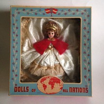 "Vintage Queen Elizabeth  Dolls of All Nations 10"" - $21.00"