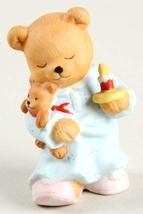 Bronson Bears of Distinction figurine Sleepy Sally by Katharine Stevenso... - $6.95