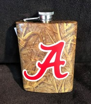University of Alabama Stainless Steel Camo Flask - $14.95