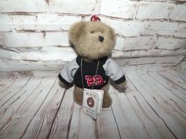 "Boyd's Bears 6"" Tall Brown Plush Ornament #29 Nascar Kevin Harvick Black... - $12.57"