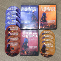 Riding with Confidence Series 1, 2, 3&Round Penning by Clinton Anderson - $108.90