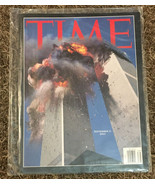 Time Magazine 9/11 World Trade Twin Towers September 11 2001 Excellent C... - $99.00