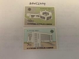 Cyprus Europa 1987 mnh  #ab - $1.50