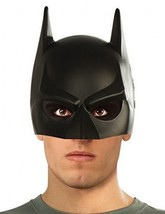 Dark Knight Rises Costume Accessory, Mens Batman 1/4 Mask #gab - $12.89