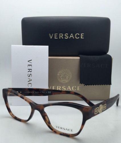 170fbc82b643 New VERSACE Cateye Eyeglasses 3180 944 51-16 and 50 similar items