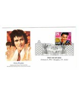 Elvis First Day Cover # 1 - $5.95