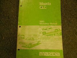 1980 Mazda Glc Service Repair Shop Manual Factory Oem Book 80 - $7.42