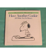 Hc peanuts book have another cookie thumbtall