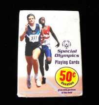 Special Olympics Premium Playing Cards 1998 - $15.99