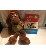 Go Dog Go Gift set, Stuffed Dog Kohl's Cares, P D Eastman, Beginner Books - $9.99