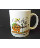 Shoebox coffee mug On the Couch again A country singer turns 50 Hallmark... - $7.47