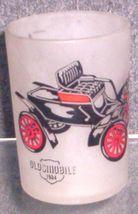 1960'S Retro Hazel ATLAS--BARWARE Old Cars Shot Glass (Oldsmobile 1904) - $7.95