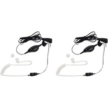 Motorola(R) 1518 2-Way Radio Accessory (2-Way Radio Surveillance Headset... - $44.72