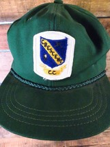 Crescent C.C. Adjustable Adult Hat Cap - $19.79