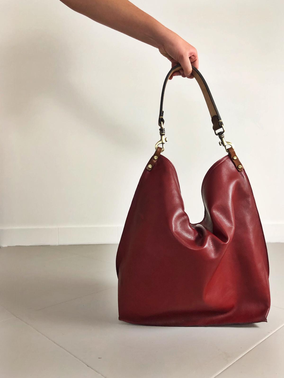 ALLEGRA BAG handmade leather bag