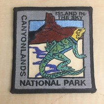 Official Canyonlands National Park Souvenir Patch Island in the Sky Moab... - $9.69