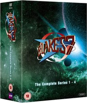 Blake's 7 Complete Series 1-4 Collection DVD Blakes *REG 2 PLEASE READ L... - $59.95