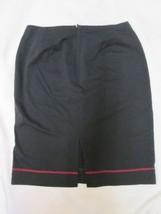 Ann Taylor Loft black skirt, size 6.--. --#b318 - $5.86