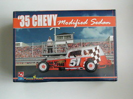 FACTORY SEALED '35 Chevy Modified Sedan for Model King #21603P  Frank Su... - $49.49