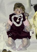#3161 Fayzah Spanos 1997 Hershey's Kisses Doll PRISTINE! - $90.00