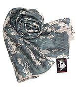 SHENKEL neck scarf ACU camouflage - $15.00