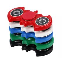 Batman Tri-Spinner Fidget Toy Plastic EDC Hand Spinner - One Item w/Random Color image 3
