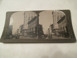 Nicollet Avenue Minneapolis Minnesota MN Stereoview Card - $14.99