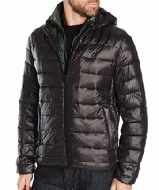 Tommy Hilfiger Men's Premium Insulated Packable Hooded Puffer Nylon Jacket image 2