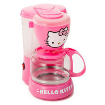 Hello Kitty Coffee Maker - £38.16 GBP