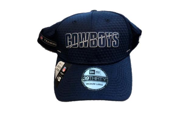 NWT New Dallas Cowboys New Era 39Thirty Sideline Netech Training S/M FlexFit Hat - $22.72