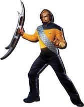 Star Trek: The Next Generation Lieutenant Worf Chunky Die-Cut 3-D Magnet, UNUSED - $5.94