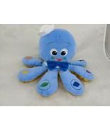 Baby Einsteins Musical Octopus Plush Spanish French Kids II Inc Stuffed ... - $7.15
