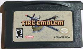Fire Emblem - Game Boy Advance (GBA) Compatible model Nintendo - $19.68
