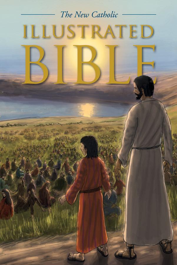The new catholic illustrated bible sb0029x  x