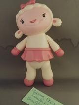 "Disney Lambie Lamb Doc McStuffins Lam 7"" Plastic Poseable Figure  - $6.00"