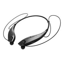 Mpow Jaws [Gen-3] Bluetooth Headphones Call Vibrate Alert Wireless (Black) - $35.98