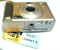 Panasonic Lumix DMC-LC70 4MP Digital Camera with 3x Optical Zoom - $121.64